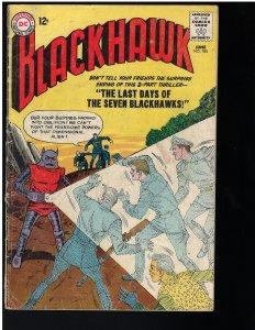 Blackhawk #185 (DC, 1963)