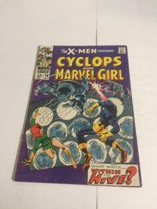 X-Men 48 Fn- Fine- 5.5 Marvel Comics Silver Age