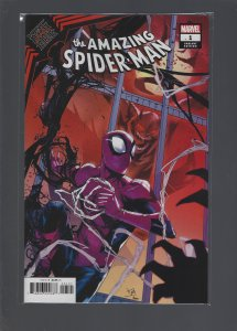 The King In Black: Amazing Spider-Man #1