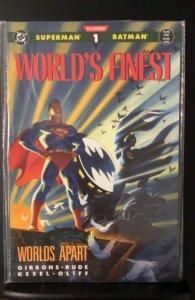 World's Finest #1 (1990)