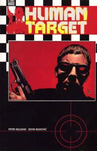 Human Target TPB #1 VF/NM; DC/Vertigo | save on shipping - details inside