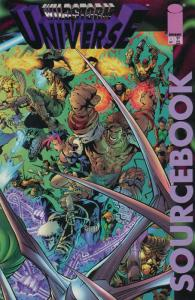 WildStorm Universe Sourcebook #1 VF/NM; Image | save on shipping - details insid