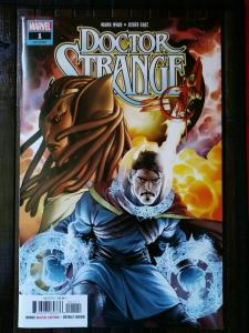 DOCTOR STRANGE #1 - JESUS SAIZ ART & CVR - MARVEL 2018 Unused Digital copy incl.