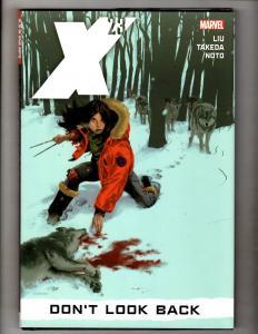 X-23 Don't Look Back Vol. # 3 Marvel Comics HARDCOVER Graphic Novel Book J335