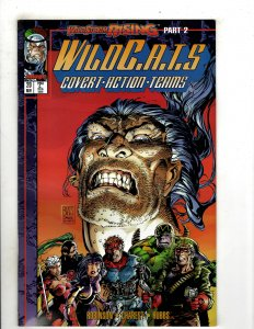 WildC.A.T.s: Covert Action Teams #20 (1995) OF34