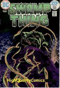 SWAMP THING #8, VF+, Bernie  Wrightson, Lurker,  Monster, 1974, more in store