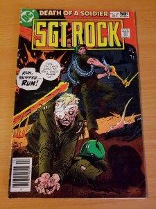 Sgt. Rock #347 ~ VERY FINE VF ~ (1980, DC Comics)