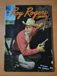 Roy Rogers Comics #24 ~ GOOD - VERY GOOD VG ~ 1949 Dell Comics