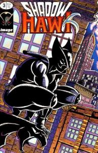 Shadowhawk (1992 series) #3, NM (Stock photo)