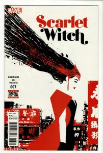 Scarlet Witch #7 (Marvel, 2016) NM