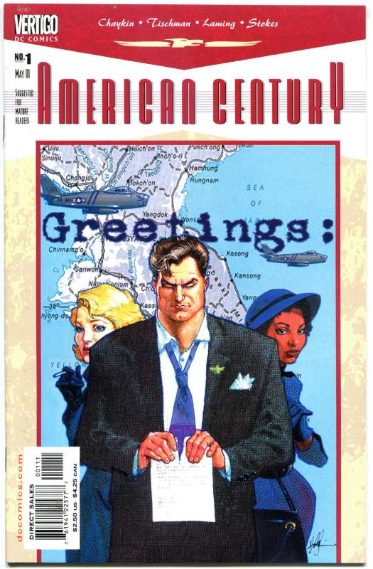 AMERICAN CENTURY #1 2 3 4 5-27, VF+, Howard Chaykin, 1-27 issues, more in store