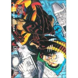 1995 Fleer Ultra X-Men CABLE VS WOLVERINE #129