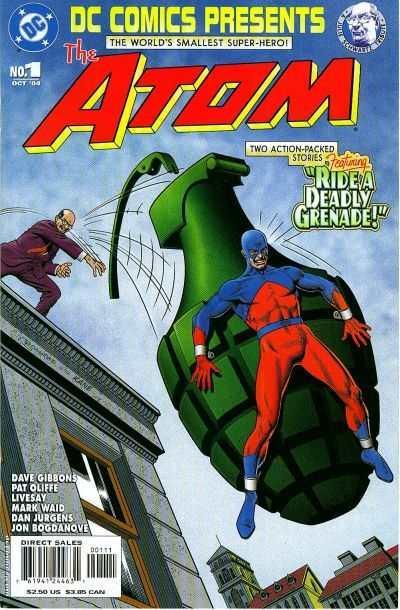 DC Comics Presents: The Atom #1, NM (Stock photo)