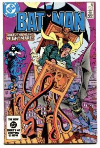 BATMAN #377-comic book 1984-DC