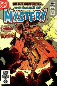 House of Mystery (1951 series) #293, VF- (Stock photo)