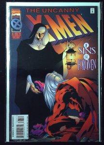 The Uncanny X-Men #327 (1995)