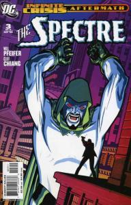Crisis Aftermath: The Spectre #3 FN; DC | save on shipping - details inside