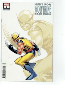 Hunt for Wolverine: Dead Ends #1 Coipel Variant Marvel NM Comics Book