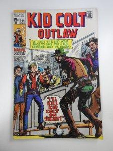 Kid Colt Outlaw #144 (1970)