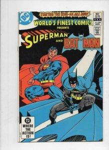 WORLD'S FINEST #285, VF/NM, Batman, Superman, Frank Miller, 1941 1982, DC
