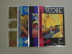 Score set #1 to #4 - 8.0 - 1989