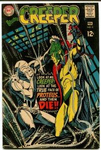 Beware The Creeper #5 (VG/F) 1969 Classic Steve Ditko Silver Age DC ID80L