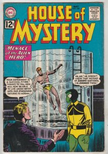 House of Mystery #122 (May-62) FN/VF+ High-Grade