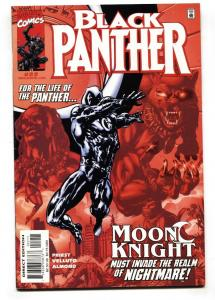 Black Panther #22 2000 Moon Knight comic book VF/NM