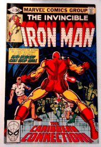 Iron Man #141 Marvel 1980 FN+ Bronze Age Comic Book 1st Print
