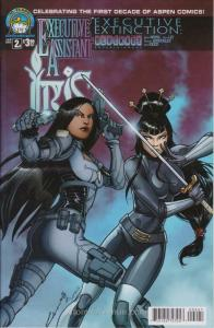 Executive Assistant: Iris (Vol. 3) #2B FN; Aspen | save on shipping - details in