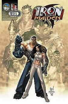 Iron and the Maiden #1B VF/NM; Aspen | save on shipping - details inside