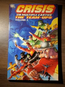Crisis on Multiple Earths The Team-Ups TP VOL 02 (2007) - Used, Very Good (bu...