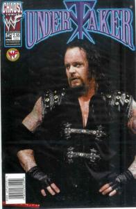 Undertaker #5A FN; Chaos | save on shipping - details inside