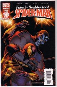 Friendly Neighborhood Spider-Man (vol. 1, 2005) # 6 FN (Masks 1) David/Cruz