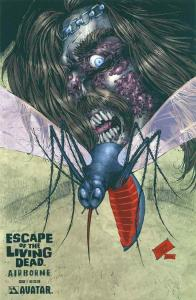 Escape of the Living Dead: Airborne #1A FN; Avatar | save on shipping - details
