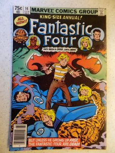Fantastic Four Annual #14 (1979)