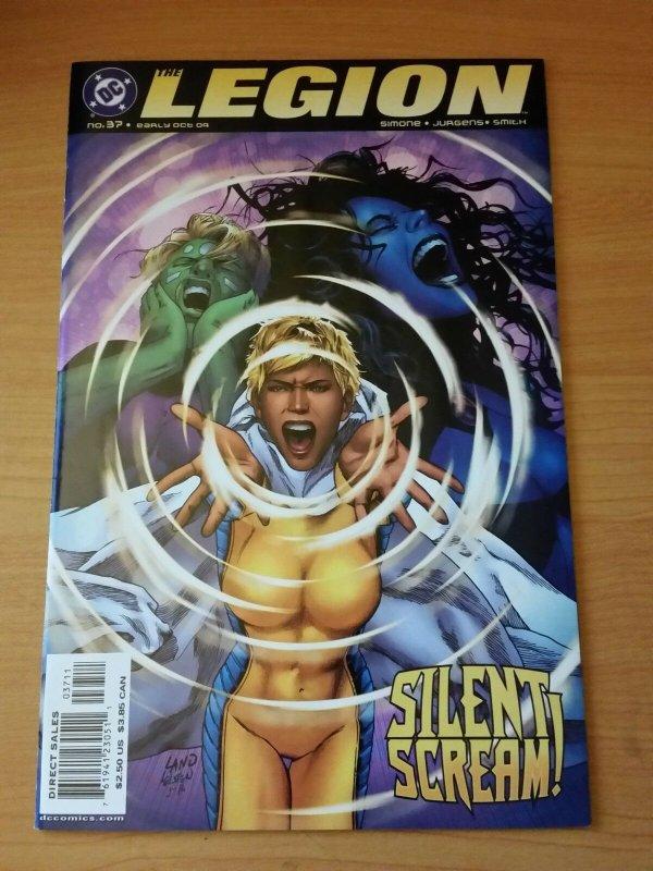 The Legion #37 ~ NEAR MINT NM ~ 2004 DC Comics