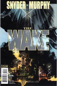 Wake, The (2nd Series) #3 VF; DC/Vertigo | save on shipping - details inside