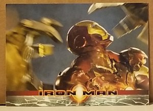 2008 Iron Man Movie Trading Card #51