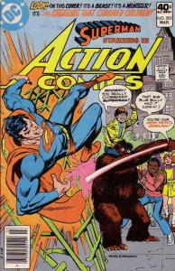 Action Comics #505 FN; DC | save on shipping - details inside