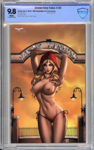 Grimm Fairy Tales #123 - Philadelphia Exclusive LTD 100