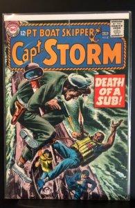 Capt. Storm #8 (1965)