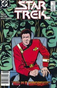 Star Trek (3rd Series) #51 (Newsstand) VG; DC   low grade comic - save on shippi