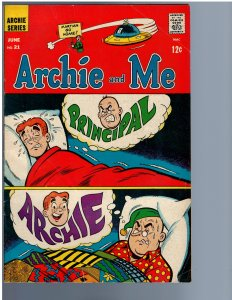 Archie and Me #21 (1968) FN-