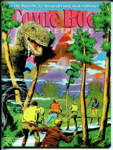 Comic Book Marketplace #51 1997-Gemstone-Al Williamson-Julius Schwartz-EC-VF