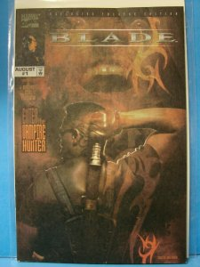 Marvel Comics Blade #1 Cover By Dave McKean Exclusive Theater Edition FN-VF