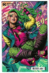 Batman #108 Dc Comics 2021. Artgerm Lau  First Full Appearance of Miracle Molly