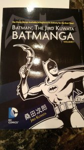 Bat-Manga (translated editions) V1 trade paperback
