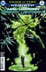 Hal Jordan And the Green Lantern Corps #19 VF; DC | save on shipping - details i