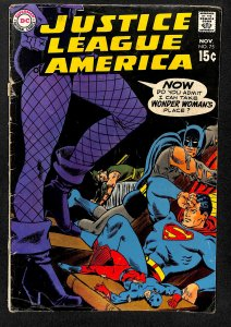 Justice League of America #75 (1969)